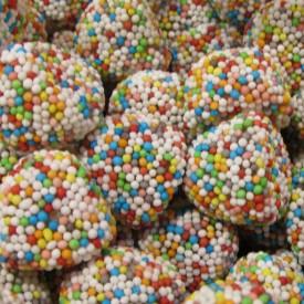 Bonbon mûre multicolore