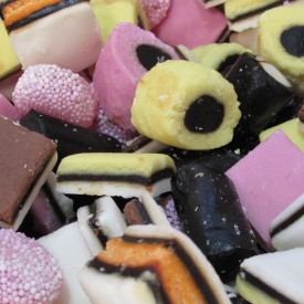 Bonbon confiserie anglaise