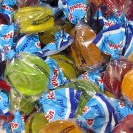 Bonbon sans sucre fruit