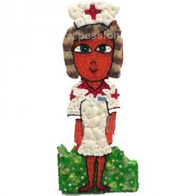 Infirmière en bonbons