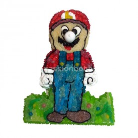Mario Bross en bonbons