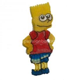 Bart Simpson en bonbons
