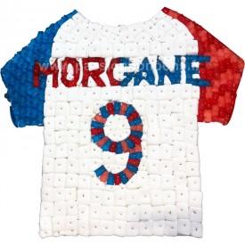 Maillot de foot France en bonbons