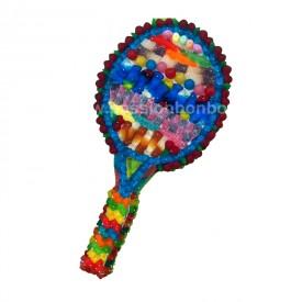 Raquette de tennis en bonbons