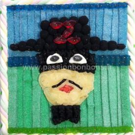 Zorro en bonbons
