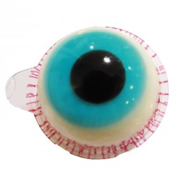 Oeil bonbon gélifié