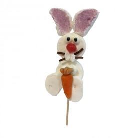 Un lapin en bonbons pour Pâques