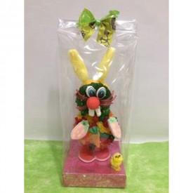 Lapin en bonbons 3D