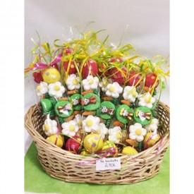 Brochette de bonbons spécial Pâques
