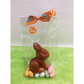 Lapin praliné - déco de table