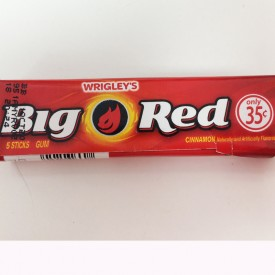 Bonbon américain-Chewing-gum à la cannelle