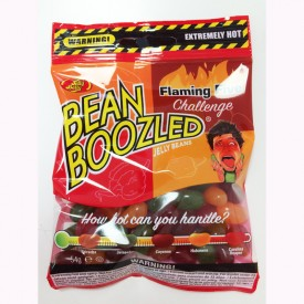 Bonbon américain-Jelly Belly piquants