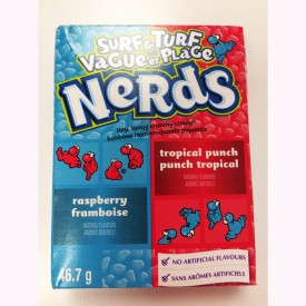 Bonbon américain-nerds tropical