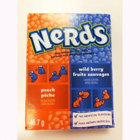 Bonbon américain-Nerds fruits sauvages