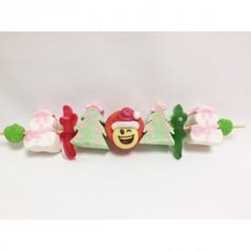 Brochette de bonbons Noël