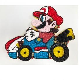 Mario Kart en bonbons