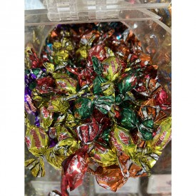 Bonbons sans sucre acidulés fruits