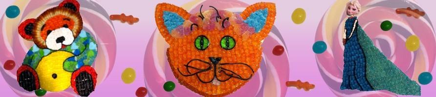 Achetez nos compositions de bonbons pour un cadeau gourmand