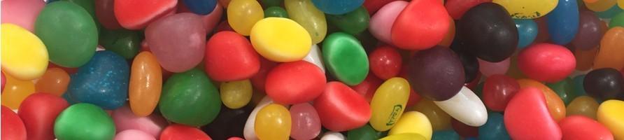 Les bonbons au poids dragéifiés